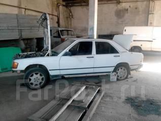 ������ ������. Mercedes-Benz 190