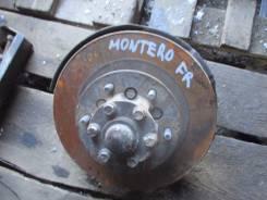 Ступица. Mitsubishi Montero Sport, K90 Двигатель 6G72