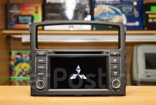 Автомагнитола Mitsubishi Pajero-4. GPS/DVD/USB/TV/Блютуз. Гарантия год.