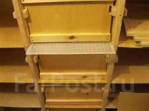 Пчелопавильон кассетный своими руками