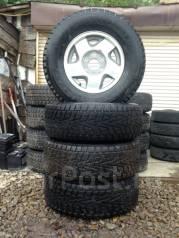 Отличные зимние Bridgestone DMZ 265/70/16 на литых дисках. 7.0x16 6x127.00 ET44