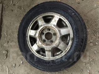 Диск с покрышкой Bridgestone MZ-02. 6.5x15 5x114.30