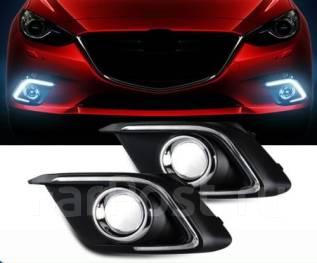 Заглушка бампера. Mazda Axela Mazda Mazda3, BM