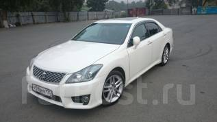 Toyota Crown. ������, � ��������, ���� ���