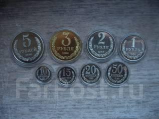 Набор редчайших пробных монет 1958 год
