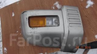 Клык бампера. Mitsubishi Pajero Mini, H51A, H56A
