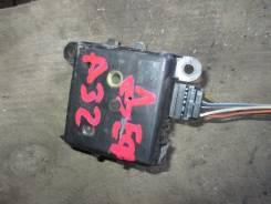 Сервопривод заслонок печки. Nissan Cefiro, A32 Двигатель VQ20DE