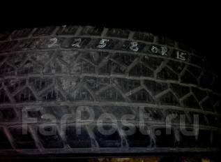 Bridgestone Dueler DM-01. Зимние, без шипов, износ: 30%, 1 шт