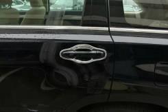 Консоль панели приборов. Toyota Highlander