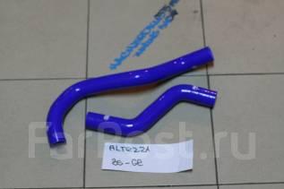 Патрубок радиатора. Toyota Altezza, SXE10 Двигатель 3SGE