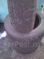 Bridgestone Blizzak DM-V1. Зимние, без шипов, 2006 год, износ: 50%, 4 шт