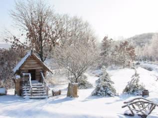 Зимние каникулы на природе - Изумрудная долина, Кравцовские водопады!