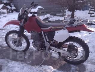 Honda XR 400. ��������, ���� ���, � ��������