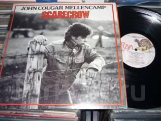 БЛЮЗ РОК! Джон Мелленкамп / John Cougar Mellencamp - Scarecrow - US LP
