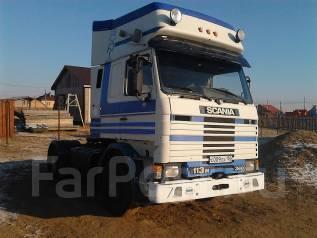 Scania. Продам седельный тягач скания, 11 000 куб. см., 19 000 кг.