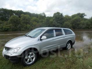 SsangYong Actyon Sports. �������, 4wd, 2.0, ������, � ��������, ���� ���