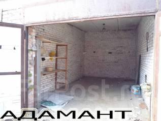 Гаражи капитальные. улица Волгоградская 20, р-н БАМ, 22 кв.м., электричество. Вид изнутри