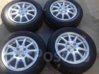 175/65 R 14 Bridgestone Blizzak Revo2 литые диски 4х100 R14 (к3-14004). 5.5x14 4x100.00 ET45