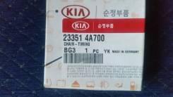 Цепь газораспределения. Kia Sorento Двигатель D4HB