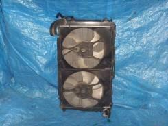 Радиатор охлаждения двигателя. Subaru Forester, SF5