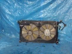 Радиатор охлаждения двигателя. Toyota Vista, SV50