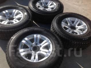 265/70 R 16 Dunlop Grandtrek SJ7 литые диски 6х139.7 R16 (к3-16034). 7.0x16 6x139.70 ET25
