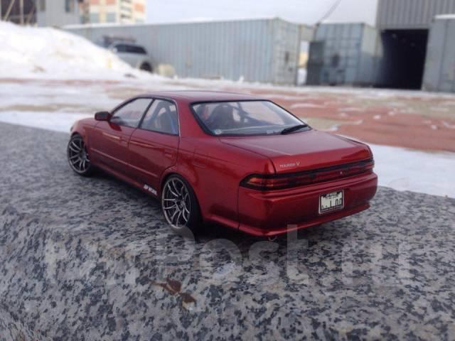 Сборная Модель Toyota Mark II Tourer V (JZX90) custom 1/24. Хабаровск. Toyota Mark II, JZX90