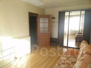 1-комнатная, улица Чехова 4. Железнодорожный, 48 кв.м.