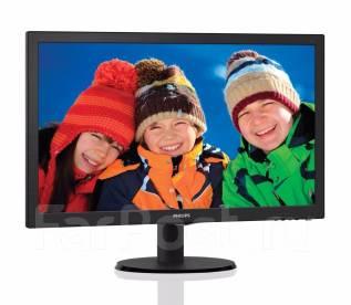 """Philips 223V5LSB2. 22"""" (56 см), технология LCD (ЖК)"""