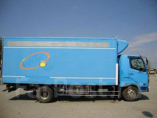 Mitsubishi Fuso Fighter. ������������ 5 ��, 8 201 ���. ��., 5 000 ��.