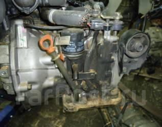 Автоматическая коробка переключения передач. Nissan March, AK11 Двигатель CGA3DE