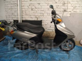 Honda Spacy 100. 100 куб. см., неисправен, птс, без пробега