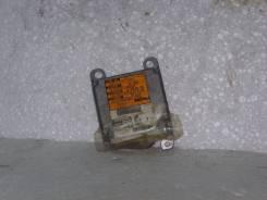 Блок управления airbag. Toyota Corolla Spacio, NZE121N Двигатель 1NZFE