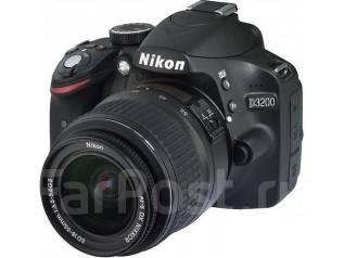 Nikon D3200 Kit. 15 - 19.9 Мп, зум: без зума