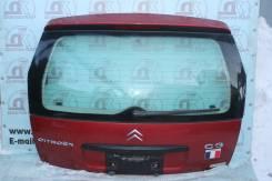Дверь багажника. Citroen C3