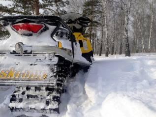BRP Ski-Doo Tundra LT 550F. ��������, ���� ���, � ��������