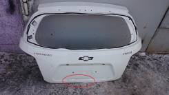 Крышка багажника. Chevrolet Aveo
