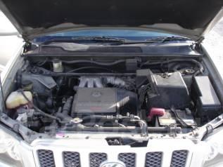 Бачок гидроусилителя руля. Toyota Highlander, ACU25, MCU20, MCU25 Toyota Kluger V, MCU20, ACU25, MCU25 Двигатель 1MZFE