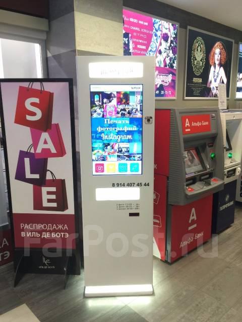 Легкий бизнес - Автоматы для печати фото и магнитов из Инстаграм