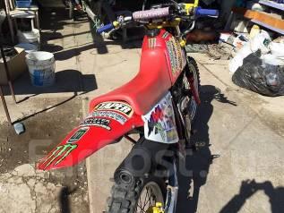Honda XLR 250 Baja. ��������, ���� ���, � ��������