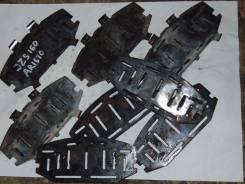 Пластина суппорта. Toyota Aristo, JZS160 Двигатель 2JZGE