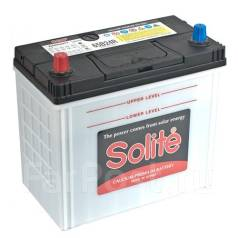 Solite. 50 А.ч., правое крепление, производство Корея