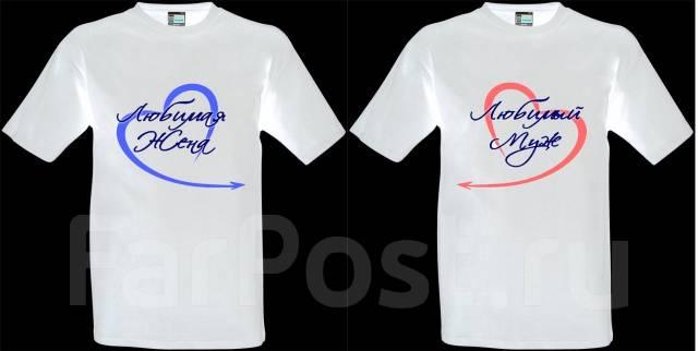 печать на всех видах футболках