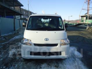 Toyota Town Ace. ������� ��������� Toyota TOWN ACE 2013� 4WD �/�, 1 500 ���. ��., 750 ��.