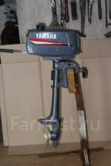 Yamaha. 2,00л.с., 2х тактный, бензин, нога S (381 мм), Год: 1998 год