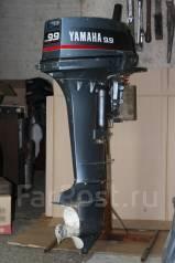 Yamaha. 9,90л.с., 2х тактный, бензин, нога L (508 мм)