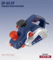 Электрический рубанок Кратон EP-05FP, 1,3 кВт. Гарантия