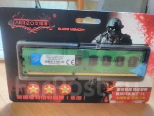 Оперативная память arrizo 2GB DDR3 1600Mhz