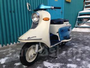 Fuji Rabbit Superflow S301, 1963. 125 ���. ��., ��������, ���, ��� �������