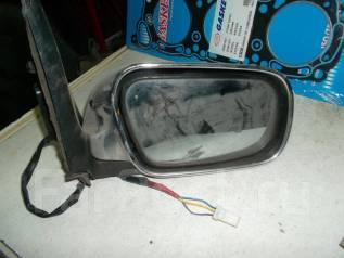 Зеркало заднего вида боковое. Nissan Cube, AZ10, ANZ10, Z10